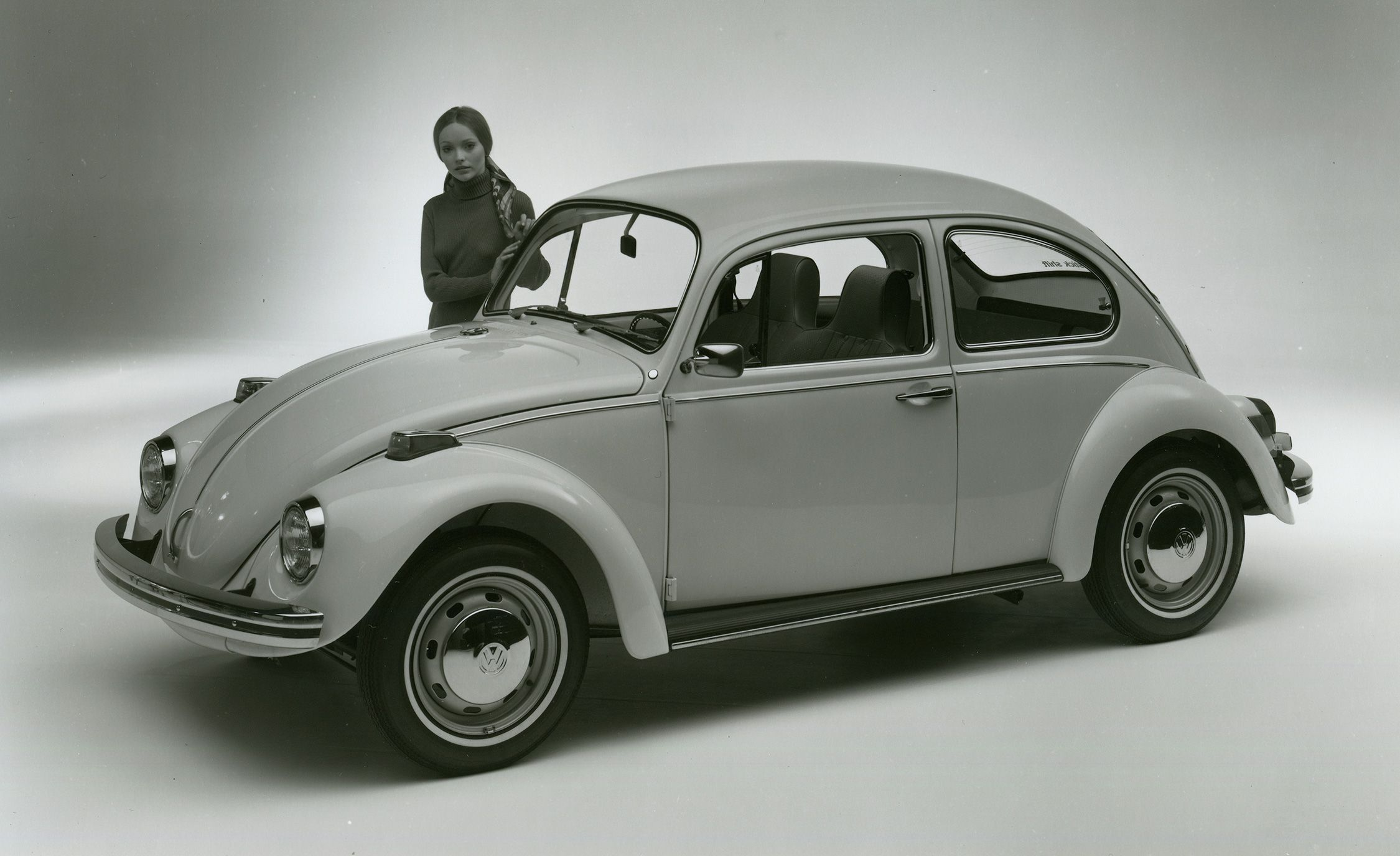 an introduction to the history of the car beetle volkswagen 1956-74 volkswagen karmann-ghia the volkswagen karmann-ghia is a stylish,  solidly built car with the beetle's storied quality and reliability.