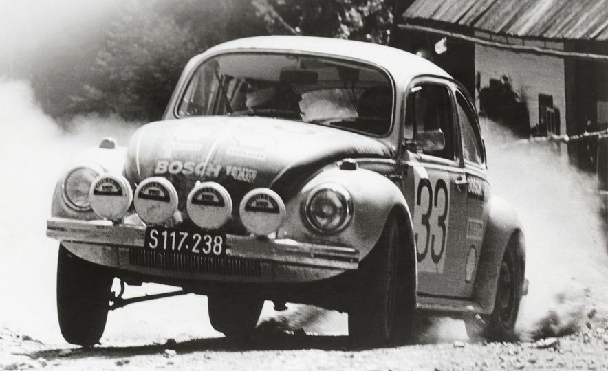 The Bug's Life: A History of the Volkswagen Beetle - Slide 23