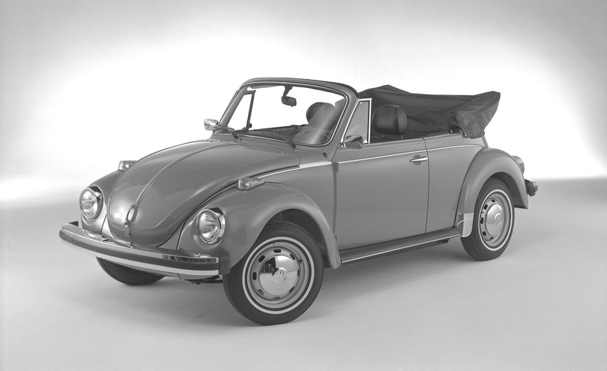 The Bug's Life: A History of the Volkswagen Beetle - Slide 28