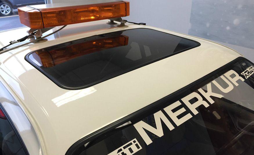 1986 Mercury Merkur XR4TI pace car - Slide 5