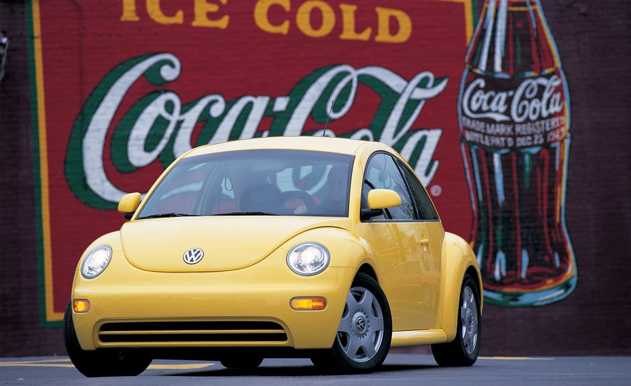The Bug's Life: A History of the Volkswagen Beetle - Slide 29