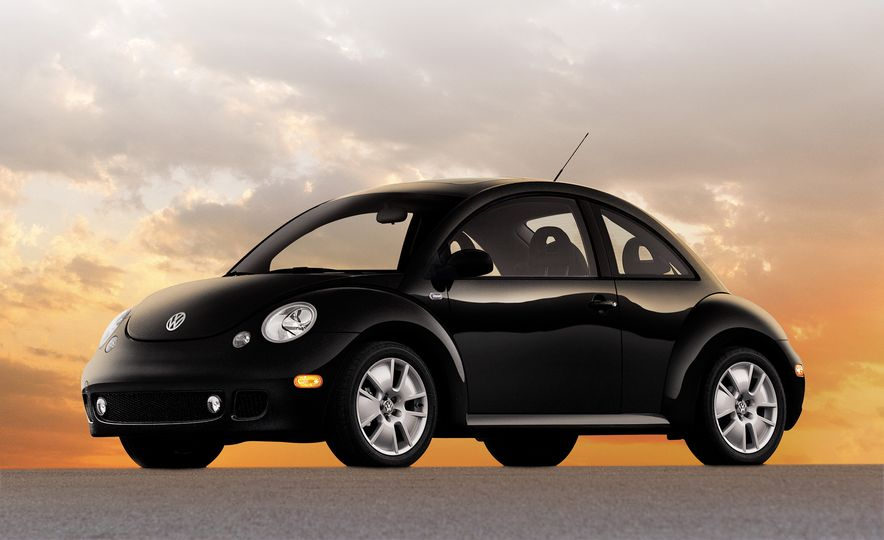 The Bug's Life: A History of the Volkswagen Beetle - Slide 31