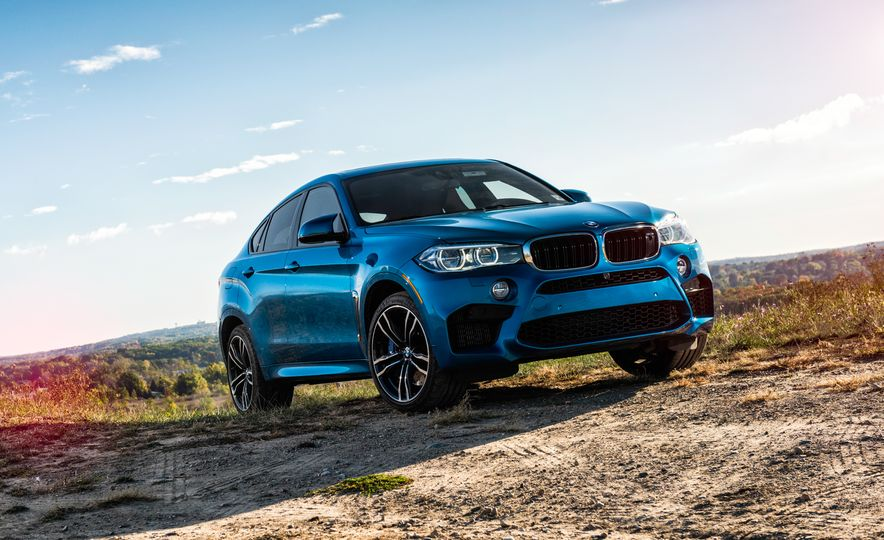 2015 BMW X6 M and 2016 Mercedes-AMG GLE63 S coupe - Slide 3