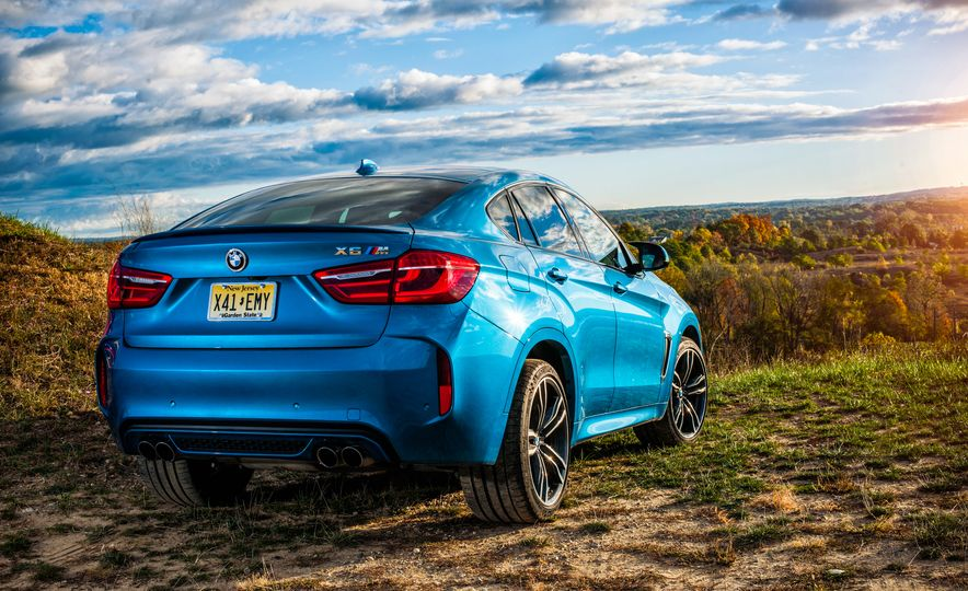 2015 BMW X6 M and 2016 Mercedes-AMG GLE63 S coupe - Slide 4