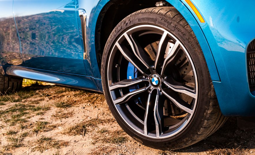 2015 BMW X6 M and 2016 Mercedes-AMG GLE63 S coupe - Slide 6