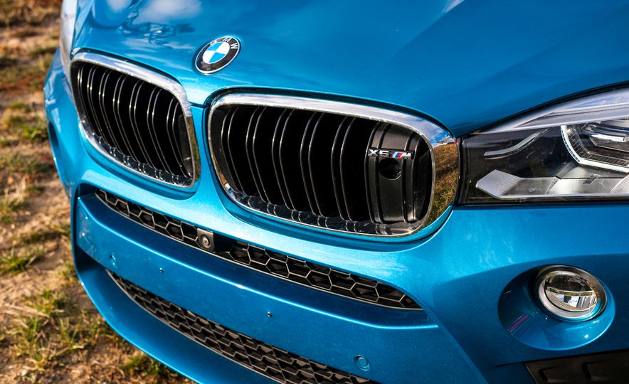 2015 BMW X6 M and 2016 Mercedes-AMG GLE63 S coupe - Slide 8