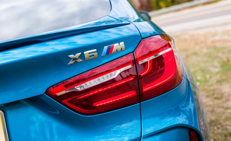 2015 BMW X6 M and 2016 Mercedes-AMG GLE63 S coupe - Slide 9
