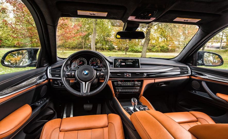 2015 BMW X6 M and 2016 Mercedes-AMG GLE63 S coupe - Slide 10