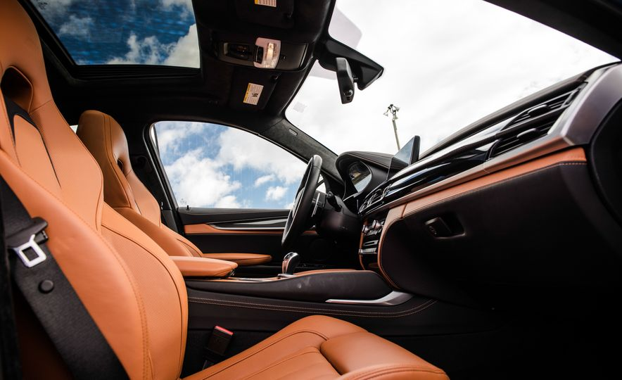 2015 BMW X6 M and 2016 Mercedes-AMG GLE63 S coupe - Slide 11