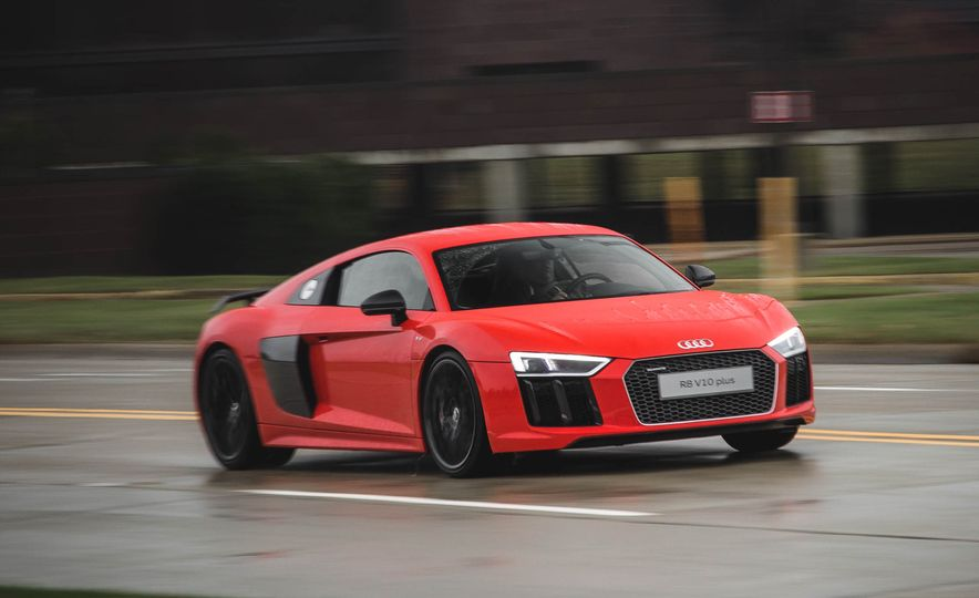 2016 Audi R8 V-10 Plus (Euro-spec) - Slide 1