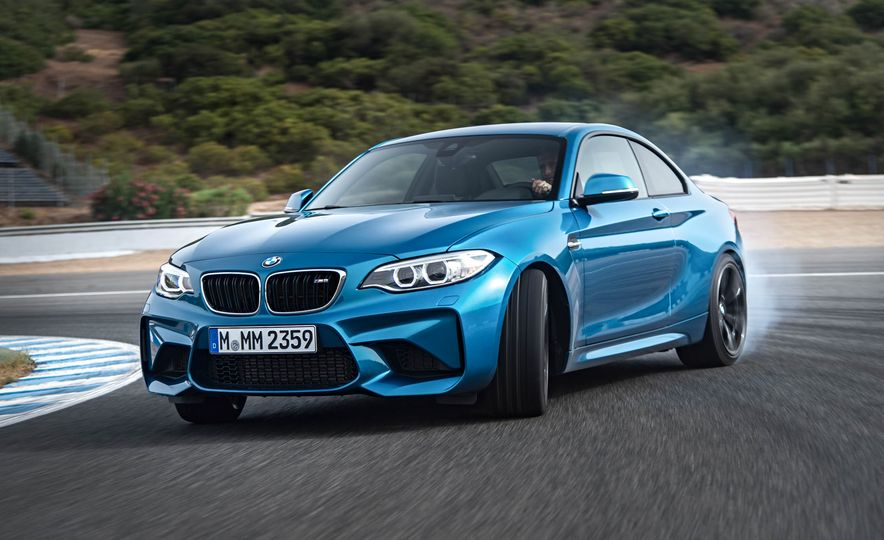 Hot Metal: The Most Anticipated New Cars of 2016 - Slide 6