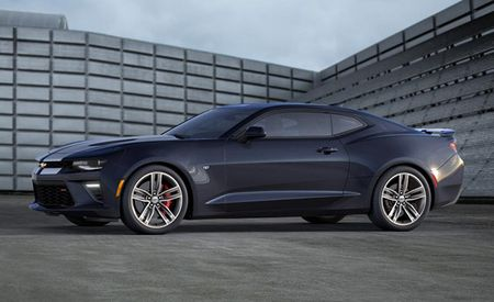 How We'd Spec It: The Mustang-Hungriest 2016 Chevrolet Camaro