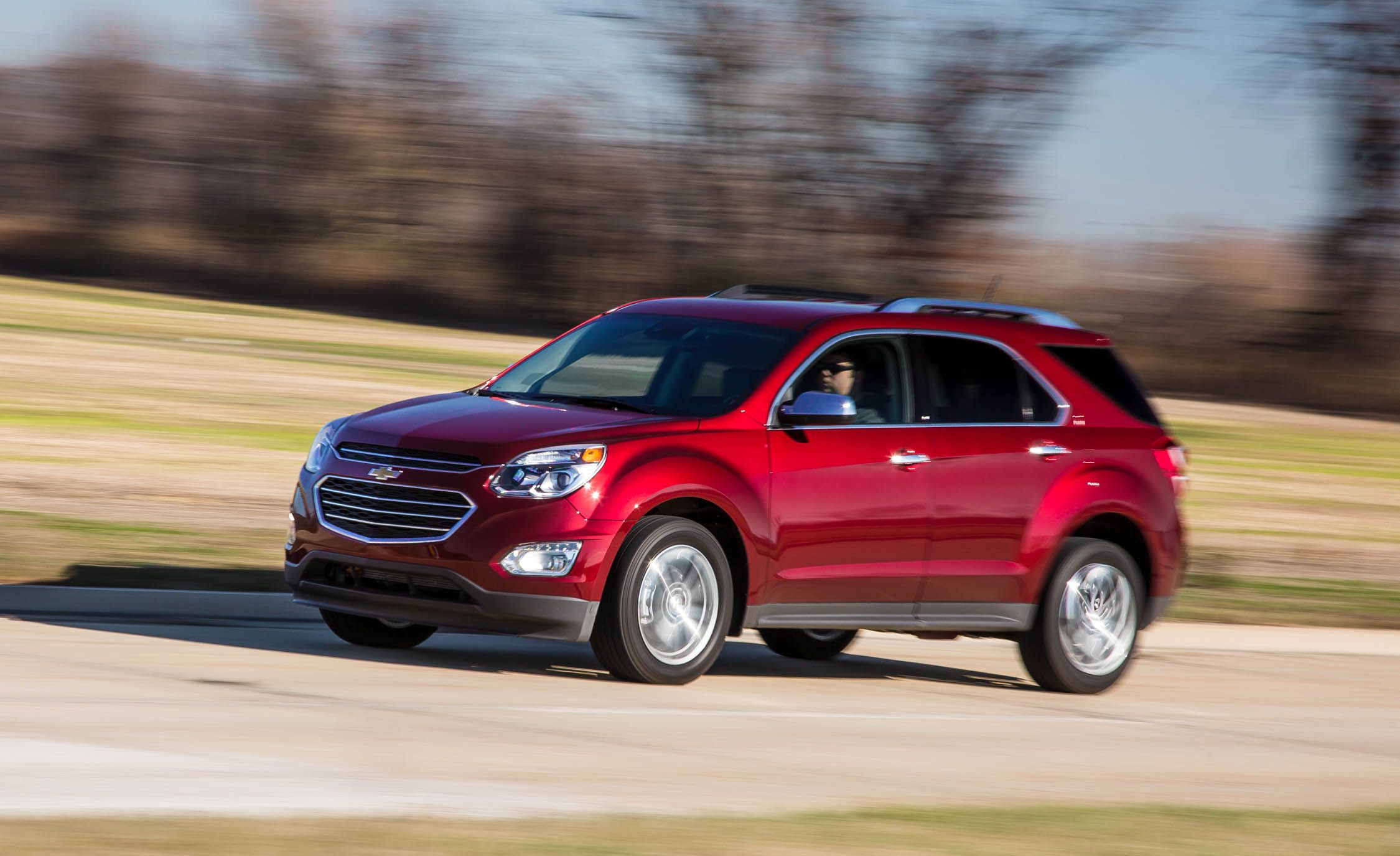 2016 Chevrolet Equinox 2 4L AWD Test Review