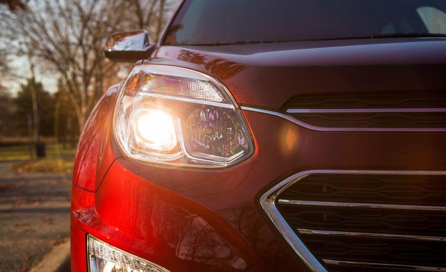2016 Chevrolet Equinox LTZ - Slide 12
