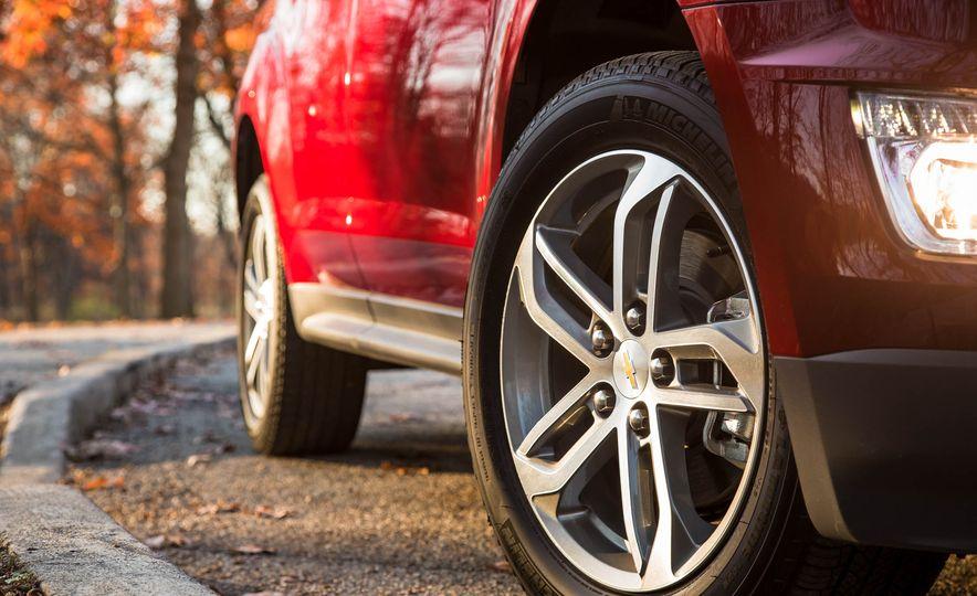 2016 Chevrolet Equinox LTZ - Slide 15