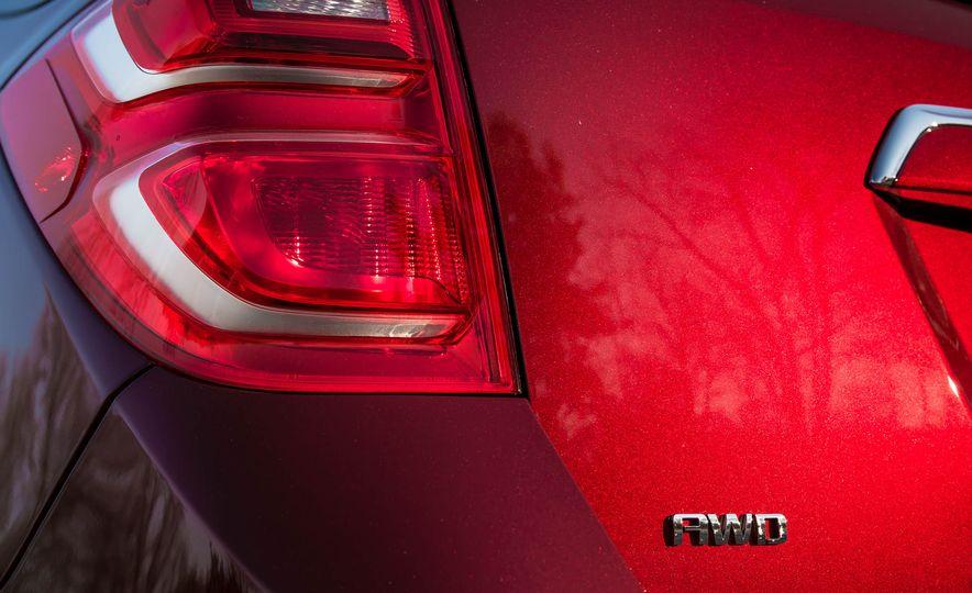 2016 Chevrolet Equinox LTZ - Slide 18