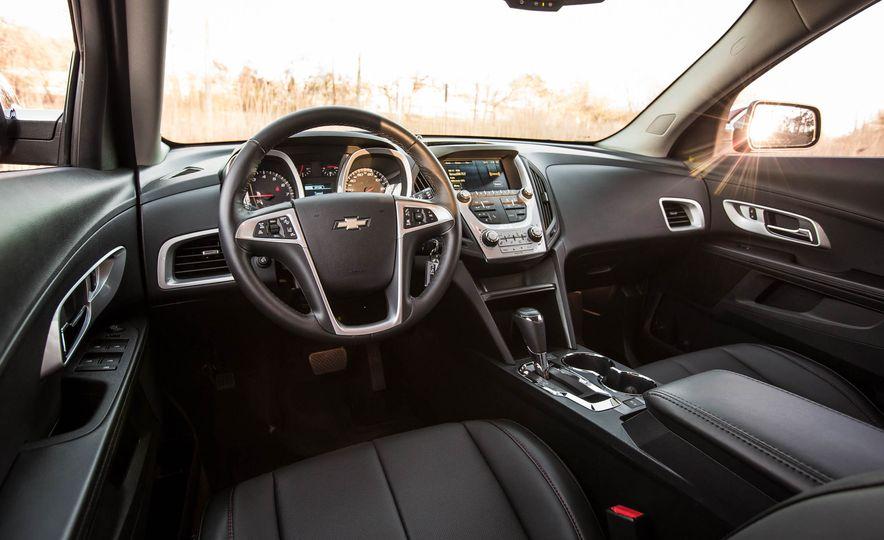 2016 Chevrolet Equinox LTZ - Slide 21