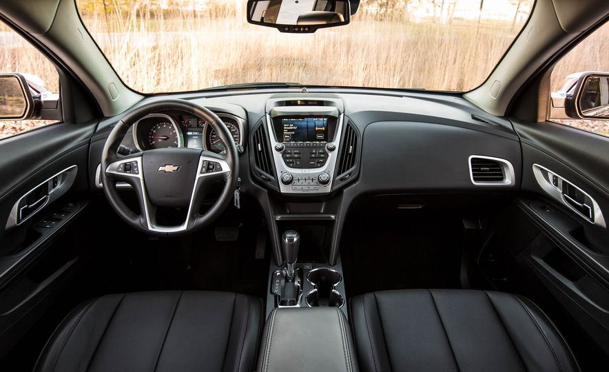 2016 Chevrolet Equinox LTZ - Slide 22