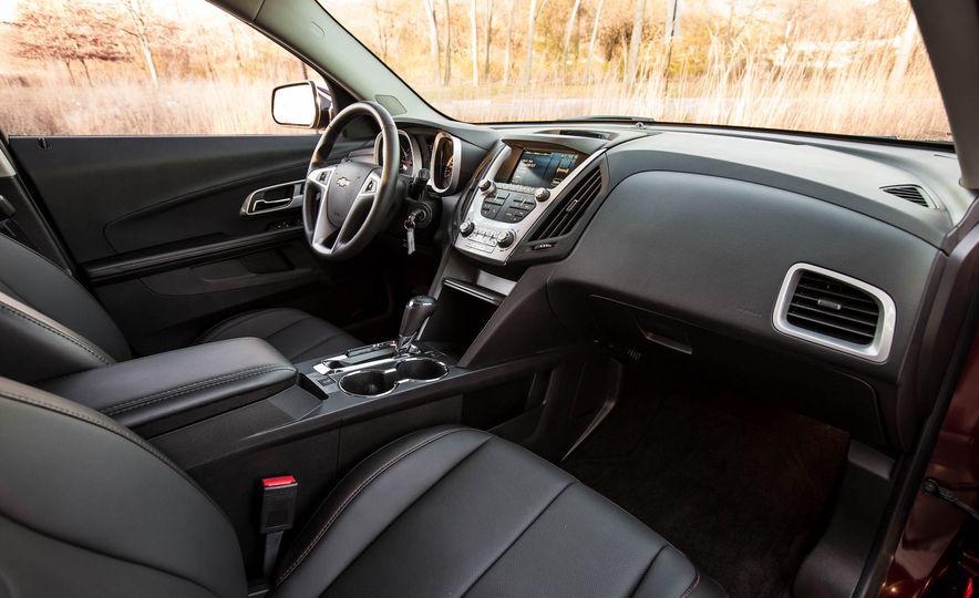 2016 Chevrolet Equinox LTZ - Slide 23