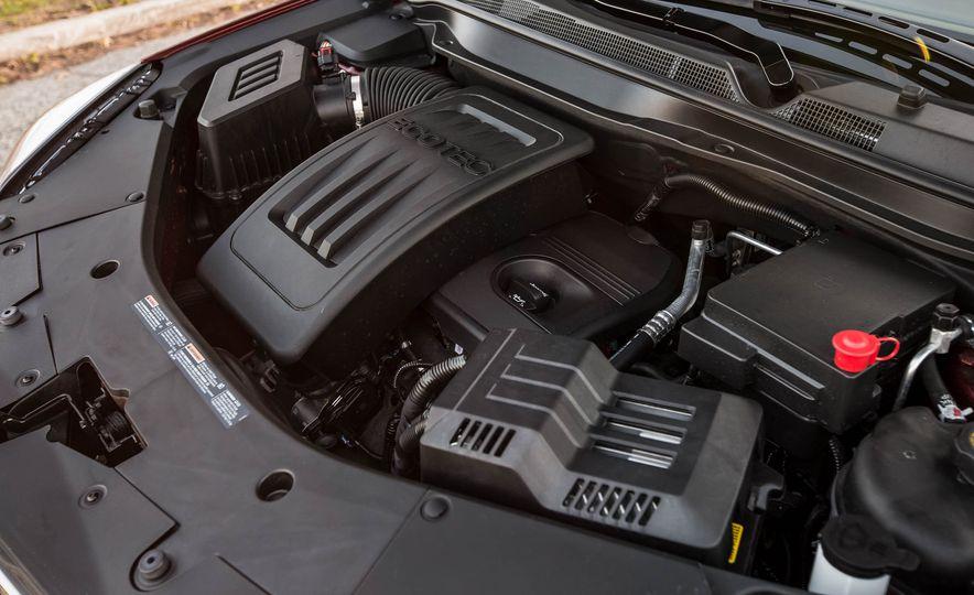 2016 Chevrolet Equinox LTZ - Slide 35