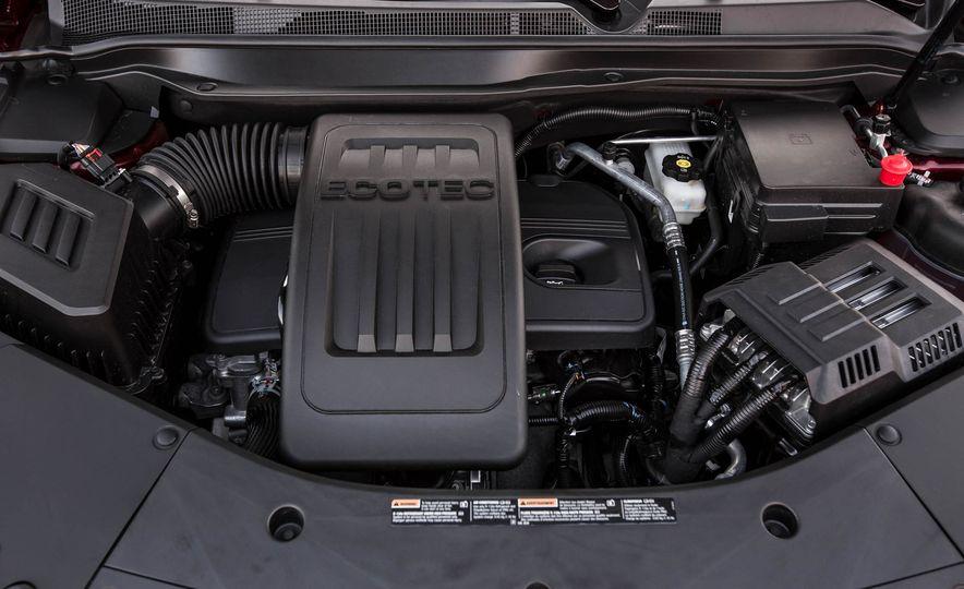 2016 Chevrolet Equinox LTZ - Slide 36