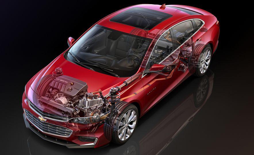 2016 Chevrolet Malibu hybrid - Slide 3