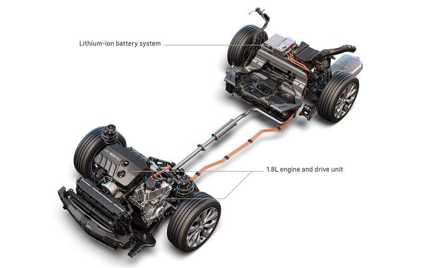 2016 Chevrolet Malibu hybrid - Slide 4