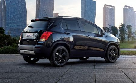 Chevrolet Adds Midnight Edition Trax Featuring All-Black Everything