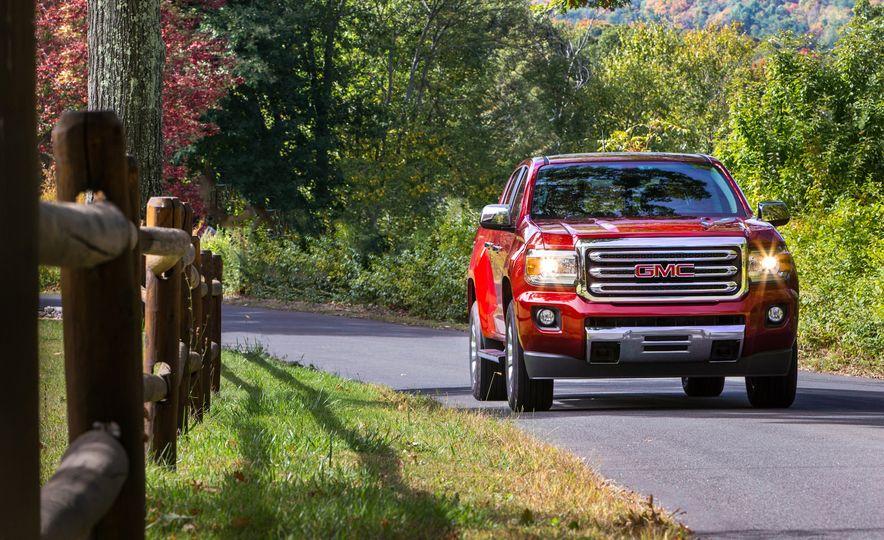 2016 Chevrolet Colorado Diesel - Slide 18