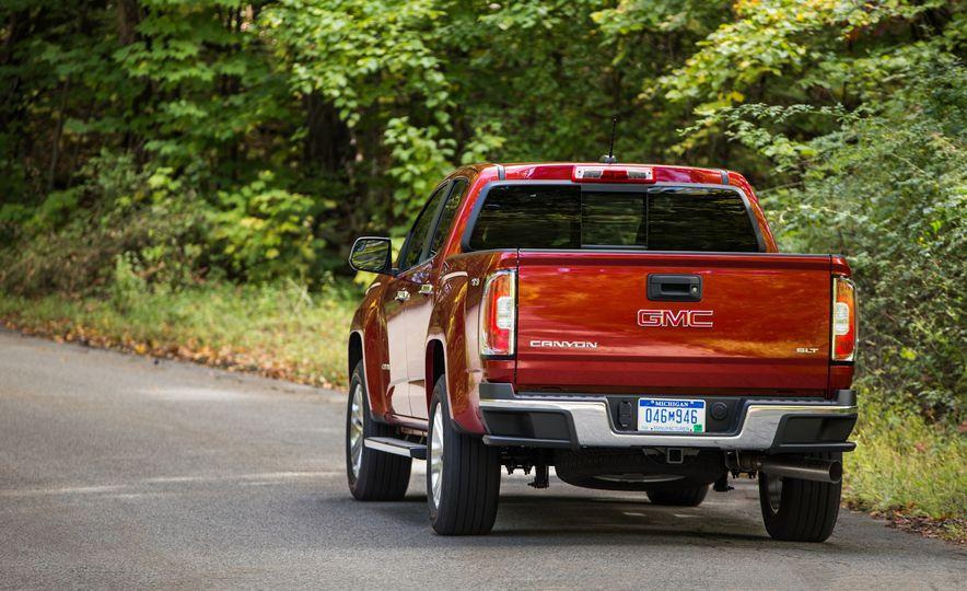 2016 Chevrolet Colorado Diesel - Slide 20