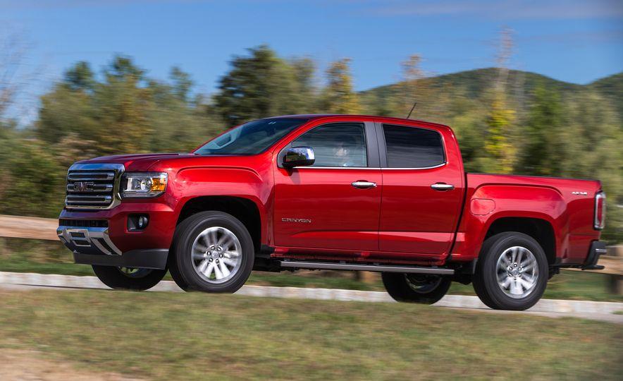 2016 Chevrolet Colorado Diesel - Slide 21