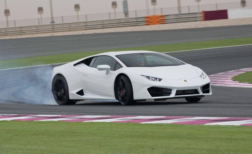 2016 Lamborghini Huracán LP580-2 - Slide 18