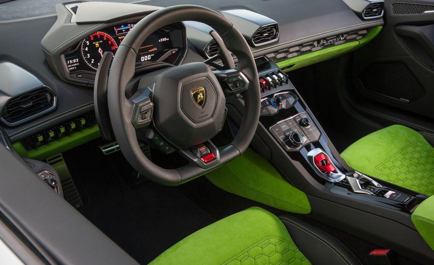 2016 Lamborghini Huracán LP580-2 - Slide 26