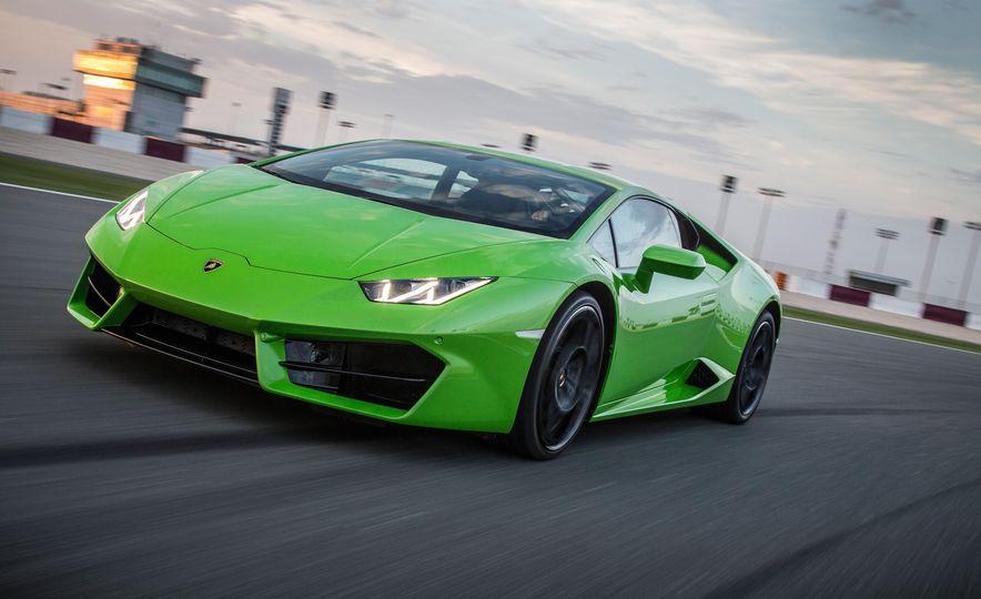 2016 Lamborghini Huracán LP580-2 - Slide 34