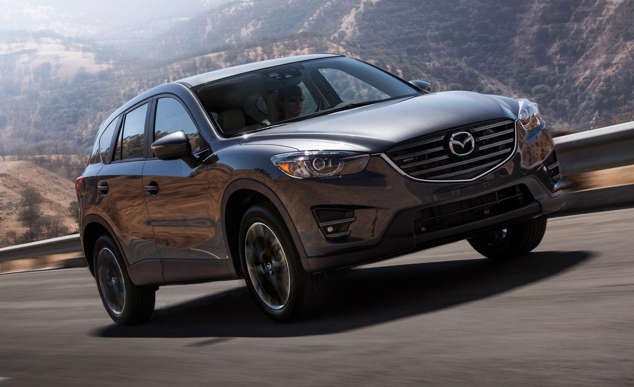 20165 Mazda CX5 Half a Model Year More Standard Content  News