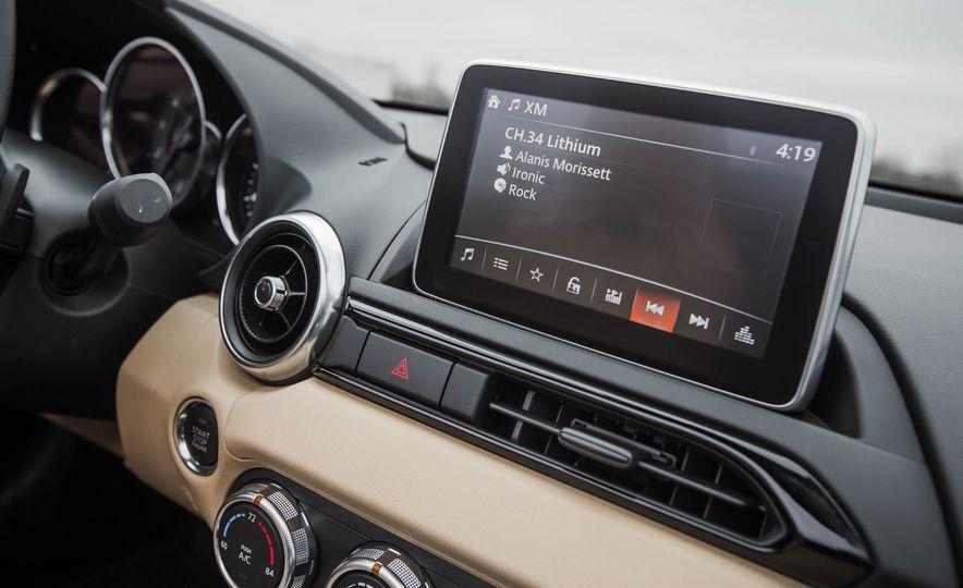 2016 Mazda MX-5 Miata - Slide 33