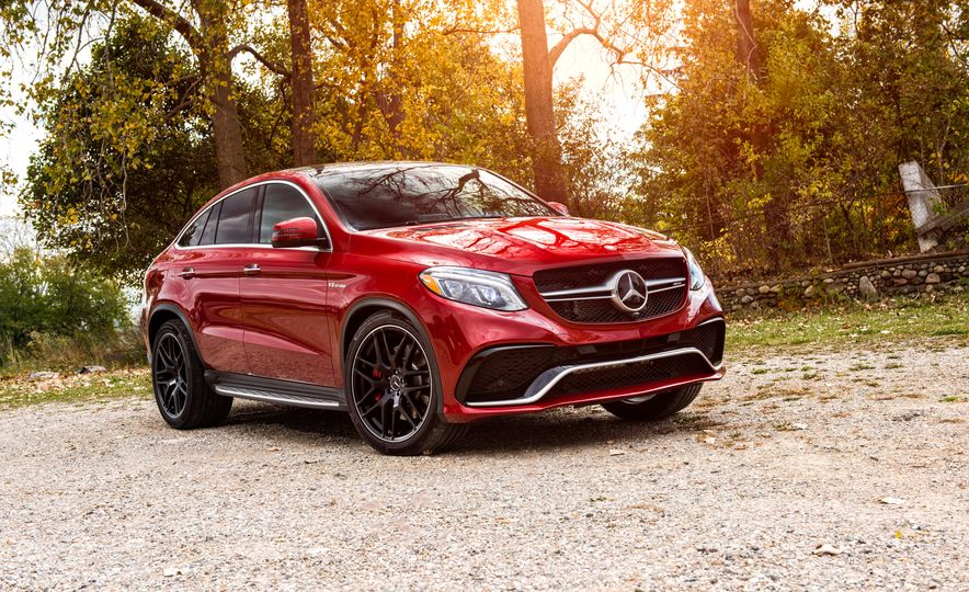 2015 BMW X6 M and 2016 Mercedes-AMG GLE63 S coupe - Slide 22