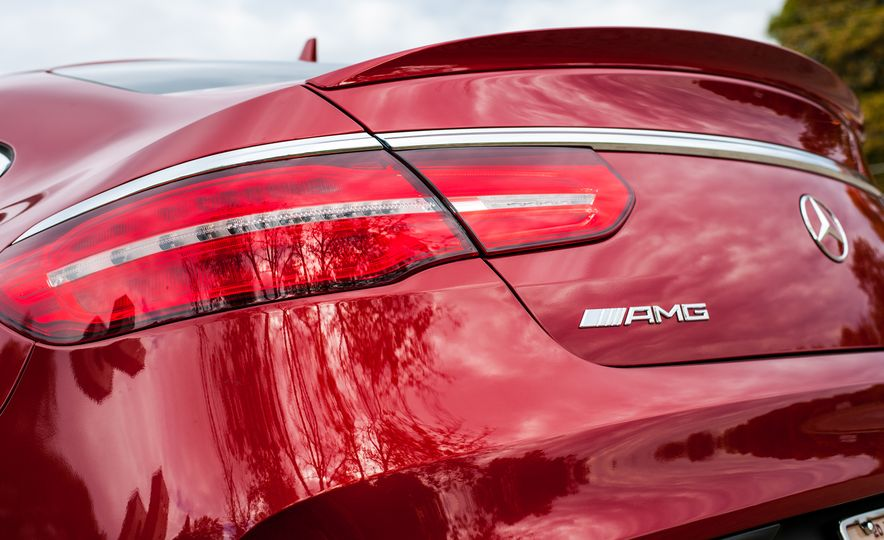 2015 BMW X6 M and 2016 Mercedes-AMG GLE63 S coupe - Slide 27