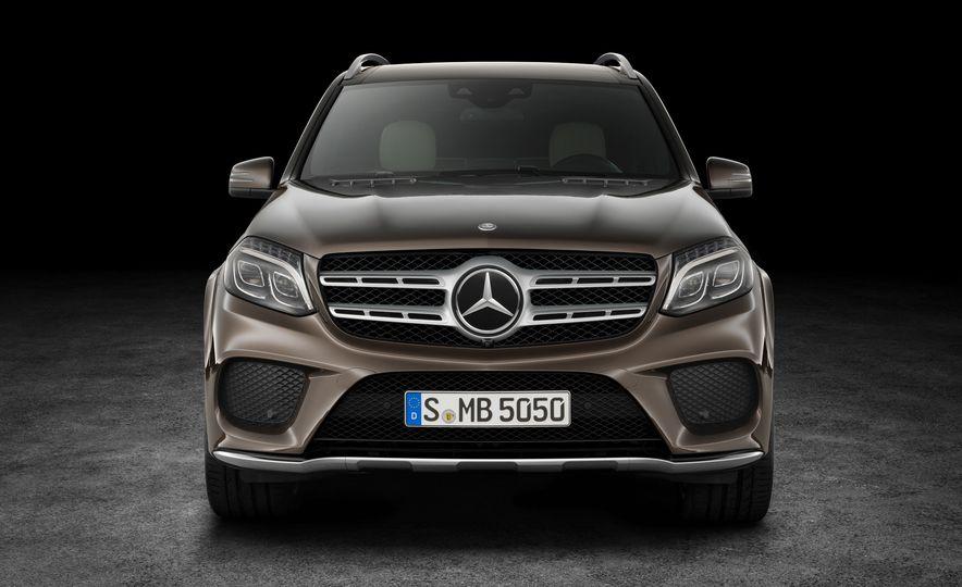 2017 Mercedes-Benz GLS350d - Slide 20