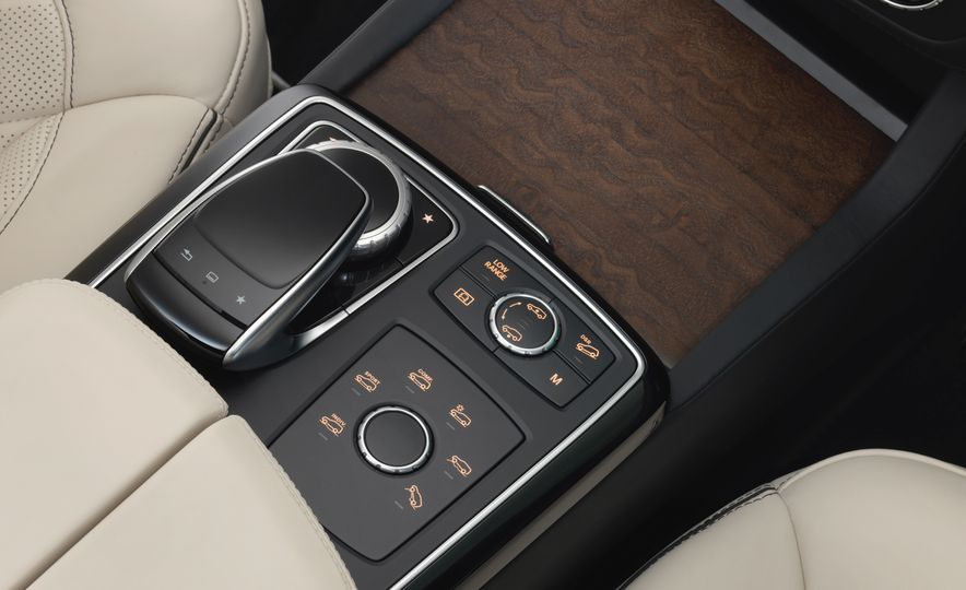 2017 Mercedes-Benz GLS350d - Slide 26