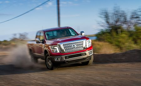 2016 Nissan Titan XD: Yep, It's More Expensive Than Half-Ton Pickups
