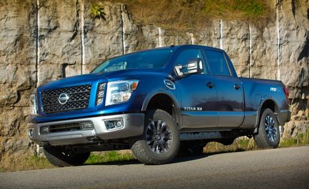 Nissan Reveals New Gasoline V-8 for Titan Pickup