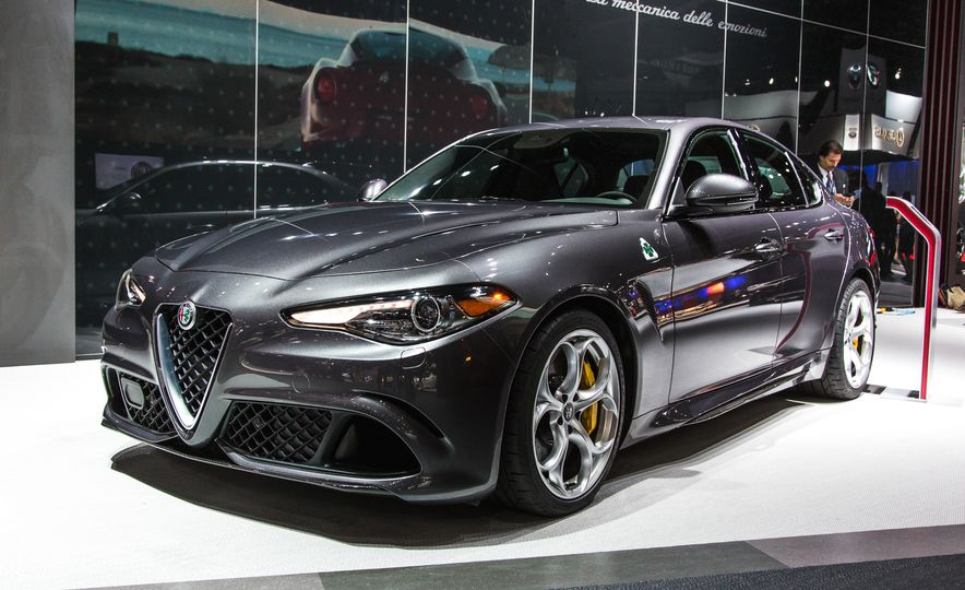 Hot Metal: The Most Anticipated New Cars of 2016 - Slide 3
