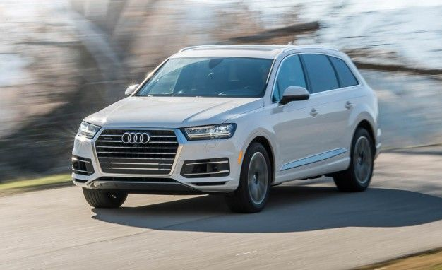 Car And Driver Best Suv: Best Mid-Size Luxury SUV: Audi Q7