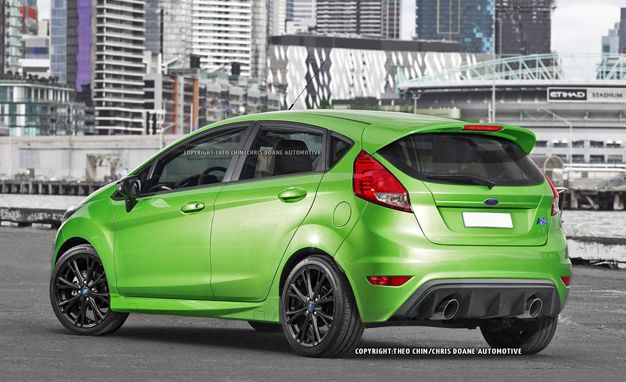 Is a 247-hp Ford Fiesta RS Still on the Way? The Rumors Persist