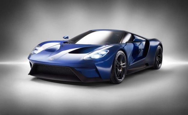 Ford Gt  X