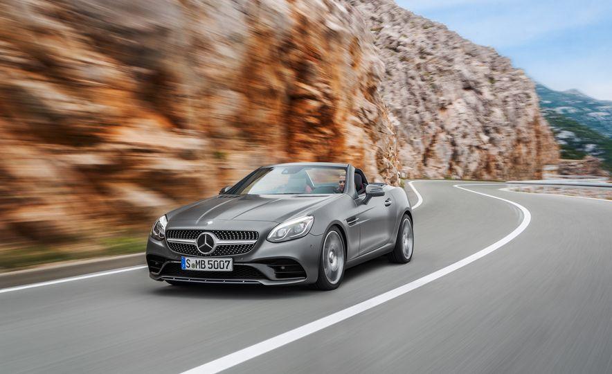 2017 Mercedes-Benz SLC - Slide 16