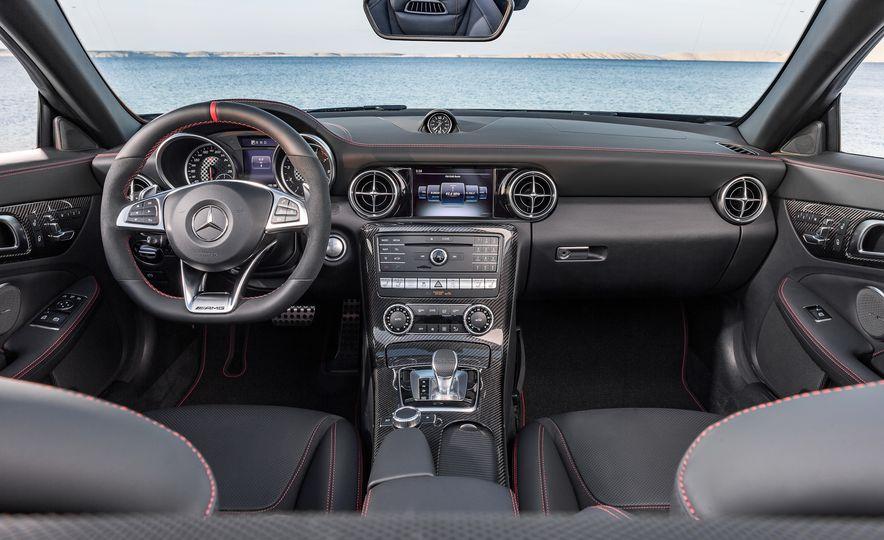 2017 Mercedes-Benz SLC - Slide 57