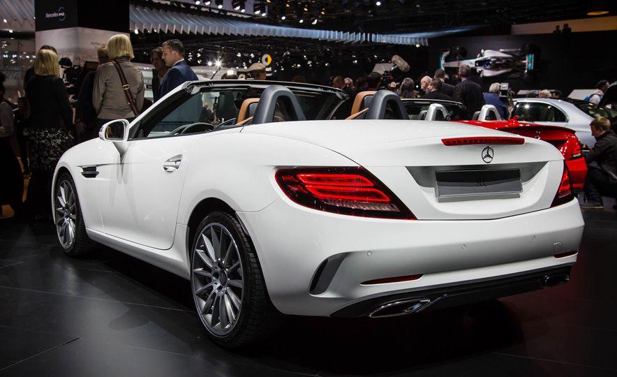 2017 Mercedes-Benz SLC - Slide 2