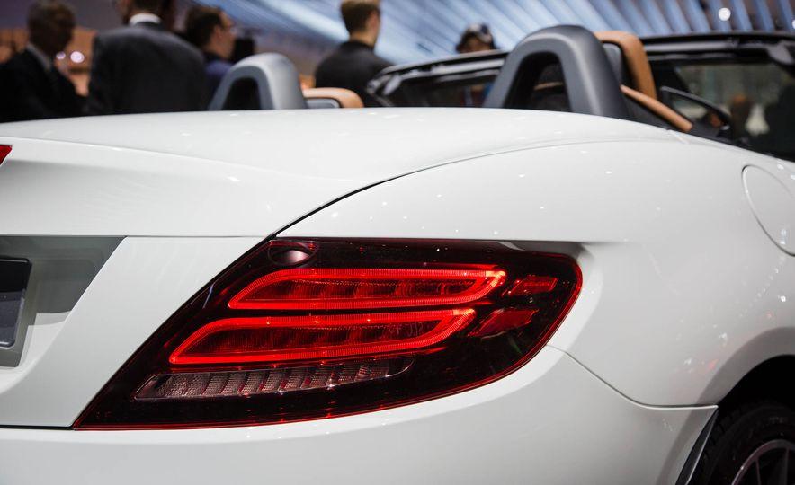 2017 Mercedes-Benz SLC - Slide 4